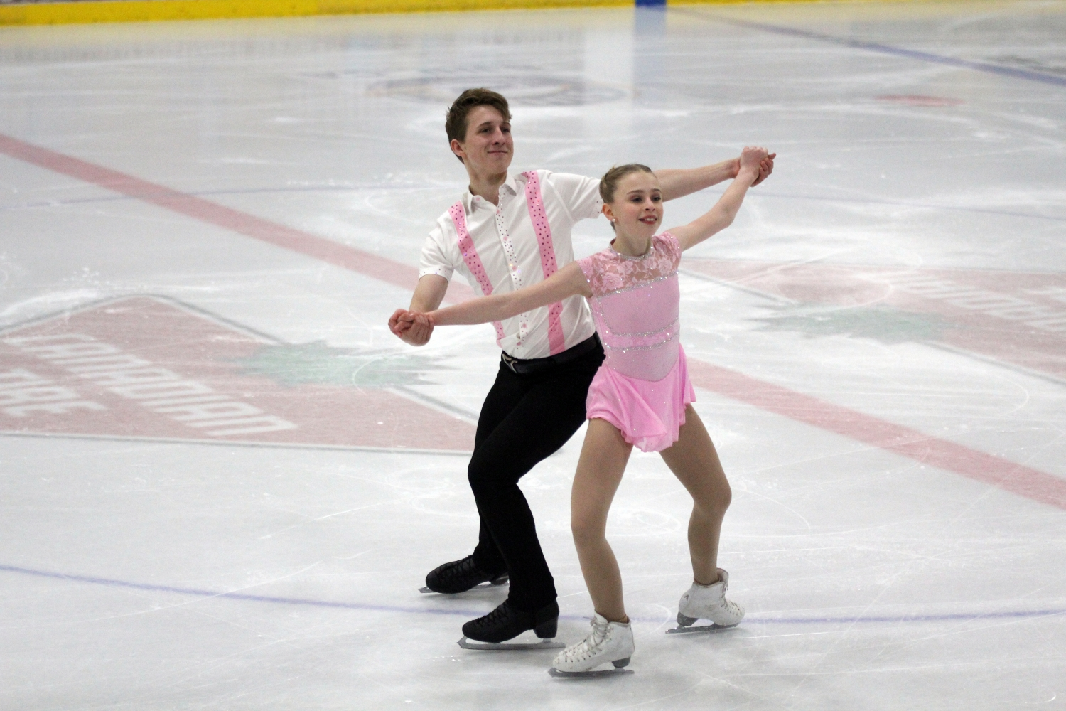 Ashlyn Schmitz and Tristan Taylor selected to Skate Canada's NextGen Team