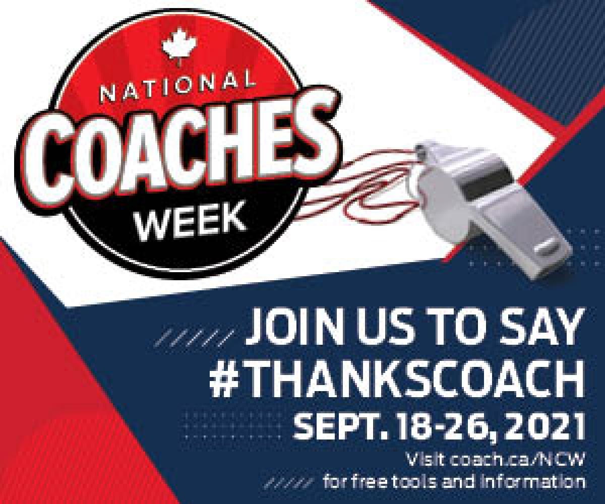 Celebrating Coaches Week in Saskatchewan