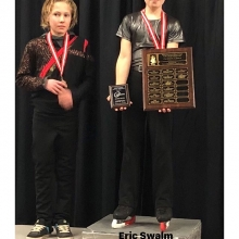 Juvenile  Men U12 2020 Skate Canada Saskatchewan Sectional Champions presented by Lyle Schill Construction