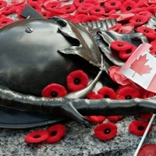 We honour those who defend our freedom. #veterans #canadiantroops #DND #canada