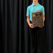 Novice Men's 2020 Skate Canada Saskatchewan Sectional Champions presented by Lyle Schill Construction